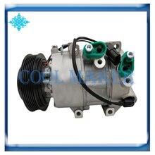 Compressor da c.a. de dve16 para hyundai tucson/kia sportage 1d27e 01600 1d27e01600