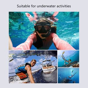Image 5 - 2019 Diving 45M Waterproof Housing Case Underwater Protective Cover Housing Mount for Go Pro Hero 8 Black Camera Accessories