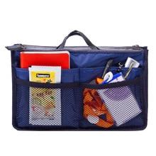 Korean-style Travel Storgage Bag Thick Multi-functional Double Zipper Creative Makeup Storage Wash Tundish