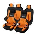 Чехлы на автомобильные сиденья (двойные передние сиденья и 2 + 1 сидения) для Renault Kwid, для Chevrolet Tracker, для грузовиков, для внедорожников, модный с...