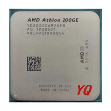CPU Processor Amd Athlon 200GE AM4 Yd20ggc6m20fb-Socket Dual-Core X2 Quad-Thread