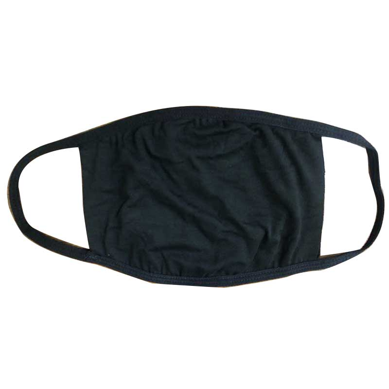 Double-layer Breathable Cotton Dust Mask Placed Washable Replaceable Filter Anti-Dust Pollution Face Mouth Mask