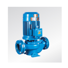 High Temperature single-stage single-suction vertical centrifugal Pipe pressurization  water pump GD40-15