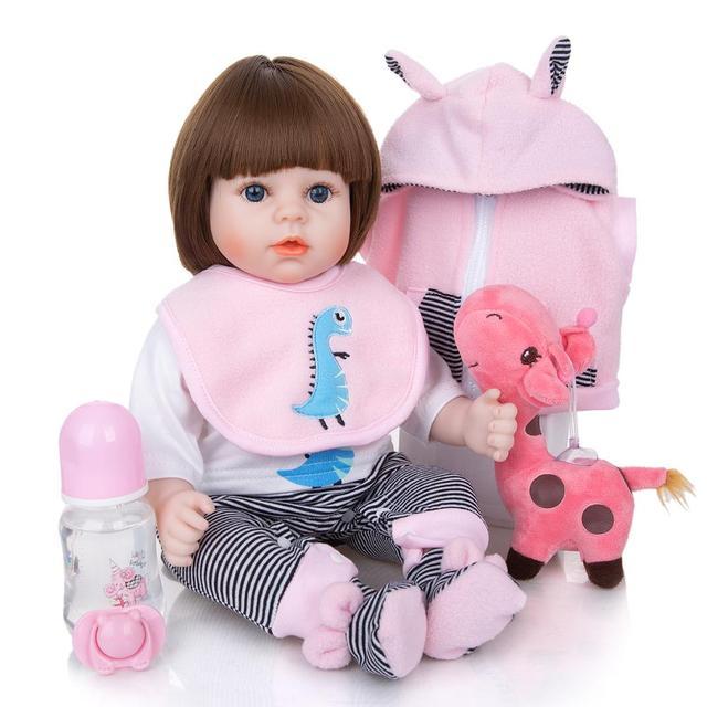 Кукла-младенец KEIUMI 18D29-C345-T05