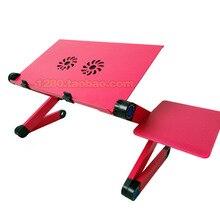 Laptop Desk Notebook Computer-Desk Adjustable Stand Table-Desk-Stand Ergonomic Aluminum