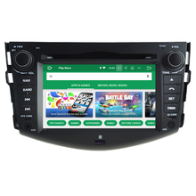 Buy Octa Core Android 6.0 Car Radio Multimedia Player for Toyota RAV4 2006 - 2012 Touch Screen Automotivo GPS Navigator Stereo directly from merchant!