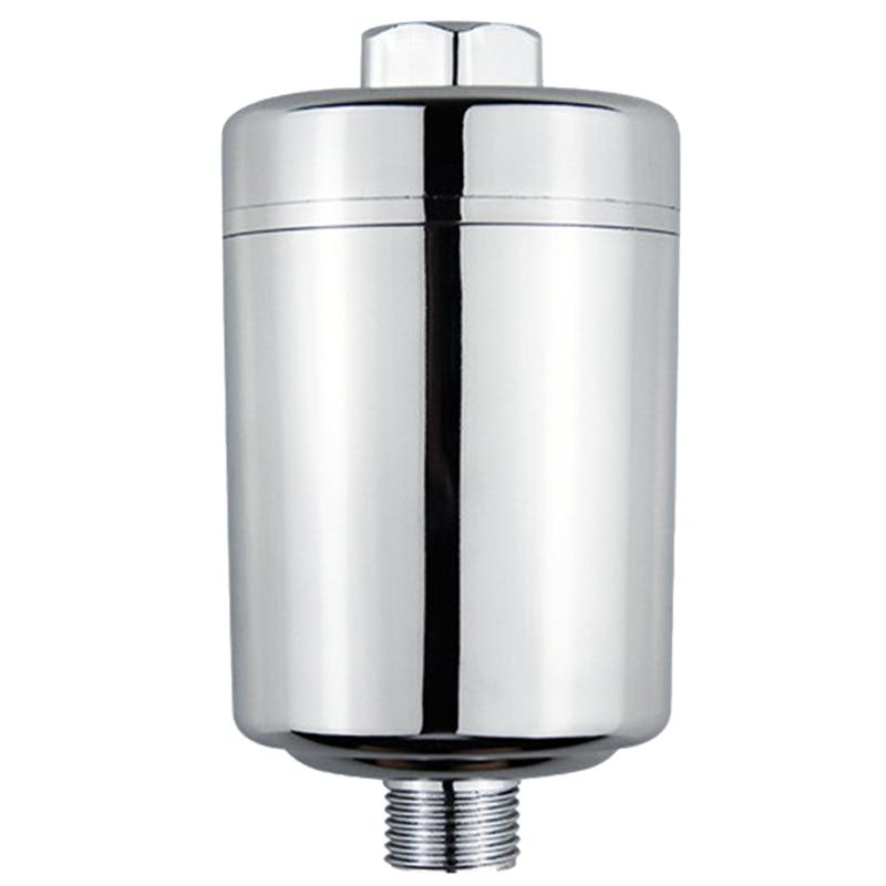 Сменный Универсальный фильтр для воды KDF с высоким потоком для ванной комнаты, удаление примесей хлора из тяжелого металла|Водяные фильтры| | АлиЭкспресс