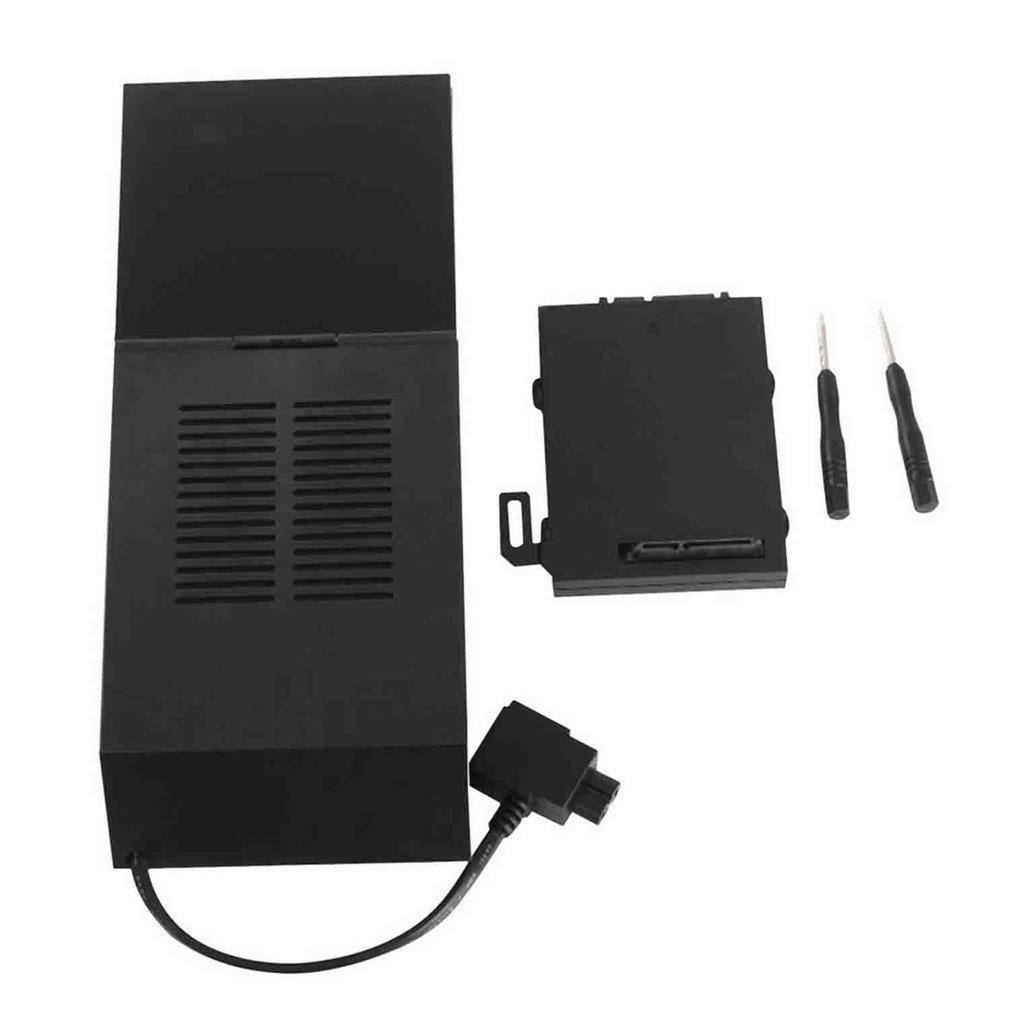 Data Bank for PS4 2TB Hard Disk Extender Data Bank for Playstation 4 HD Enclosure Upgrade Dock 3.5 inch Extender Hard Drive