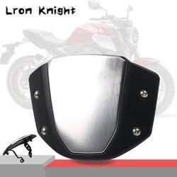 New For Honda CB650R CB 650R 2019-2020 CB1000R CB 1000R 2018-2020 Motorcycle WindScreen Windshield Front Screen Wind Deflector