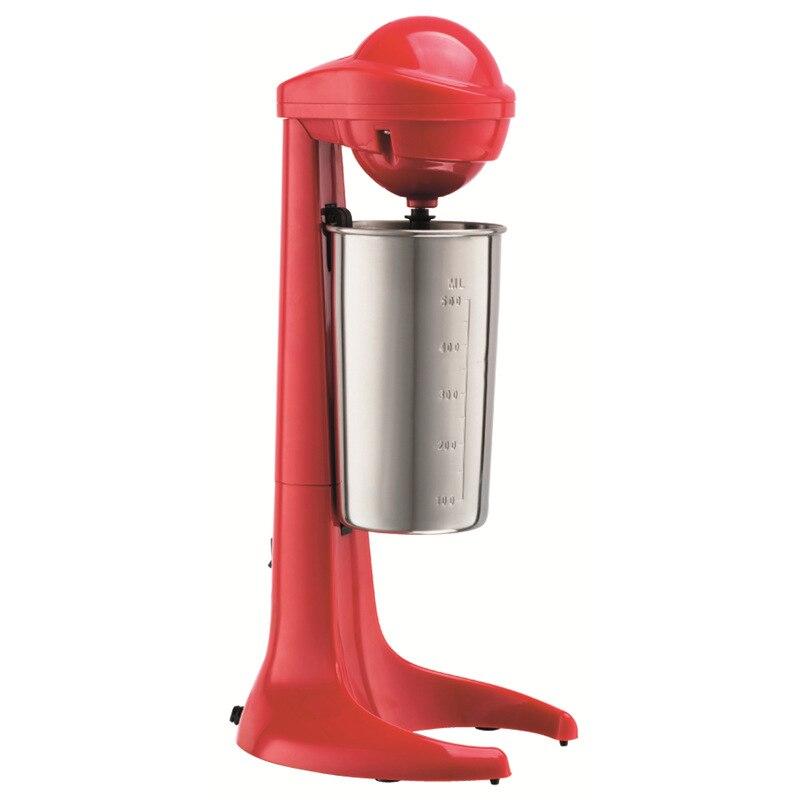 Многофункциональный миксер для приготовления пищи, миксер для кофе, блендеры для приготовления молочных коктейлей, Миксер Для Мороженого, коктейлей, Кухонная машина - Цвет: red