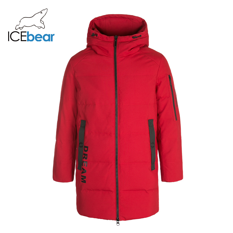 ICEbear 2019 New Arrive 70% White Duck Down Jacket Men Autumn Winter Warm Coat Men's Duck Down Jacket Coats YT8117010