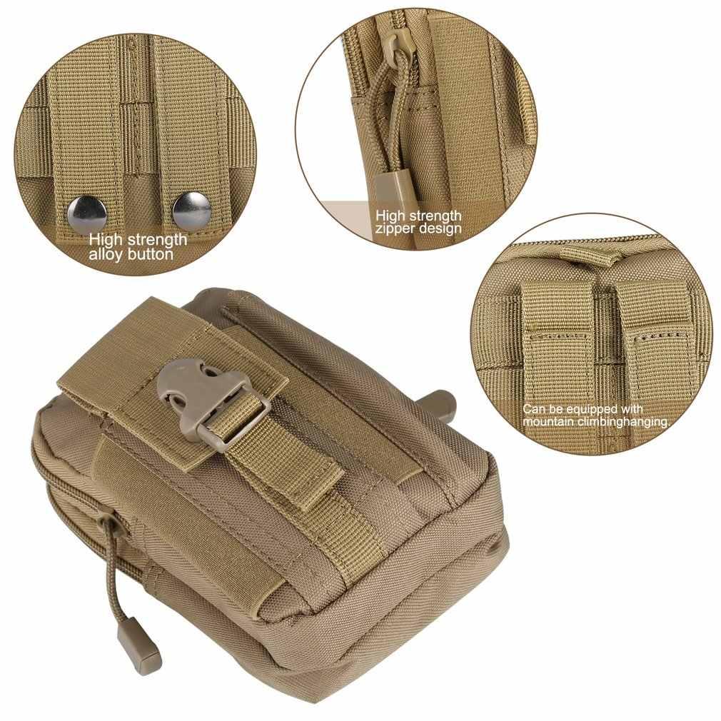 Wasserdicht Sport Military Utility Taktische Weste Taille Tasche Tasche Für Outdoor Jagd Wasit Pack Ausrüstung Tragen-beständig