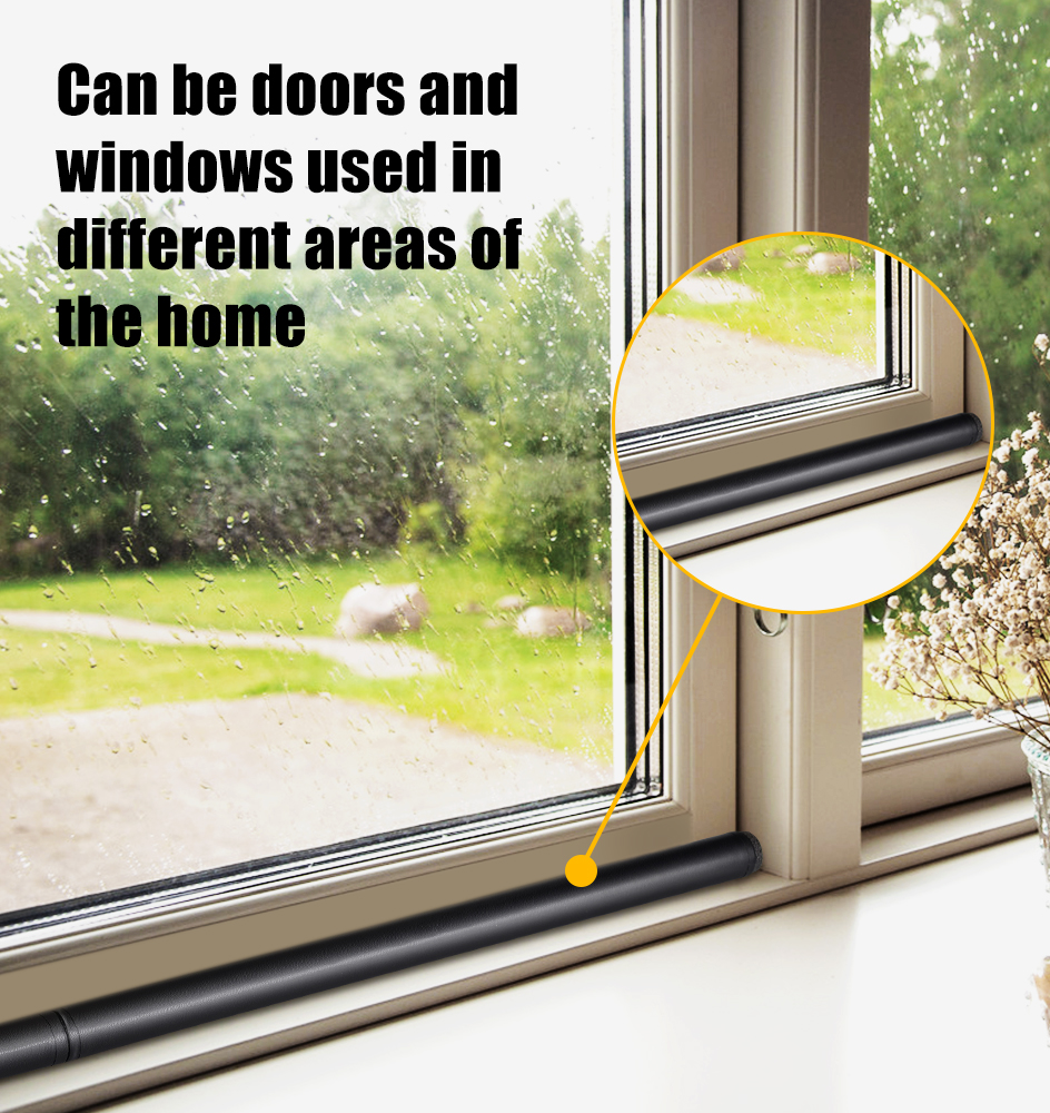 Складная прокладка под дверное полотно, от сквозняков, дверная уплотнительная полоса. Звукоизоляционная и пыленепроницаемая подкладка. Подходит и для окон, работает как слив воды.