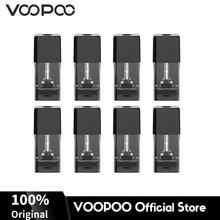 8Pcs/Pack VOOPOO Drag Nano Pod 1ml Cartridge 1.8ohm Vape Top-Filling E Cigarette Replacement