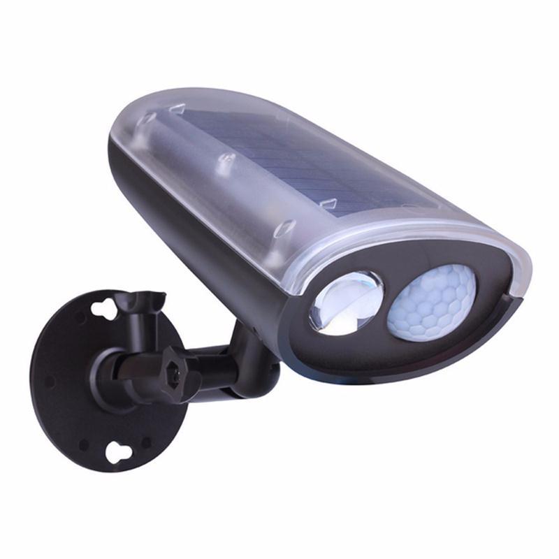 3 w lampadas led solar sensor de movimento pir luzes solares ao ar livre a prova
