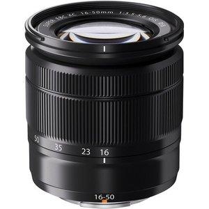 Fujifilm XC 16-50mm F3.5-5.6 OIS Zoom lens F3.5-5.6 Optical Image Stabilization