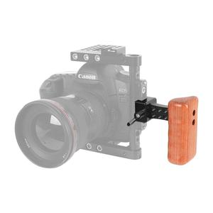 Image 4 - Деревянная ручка Kayulin для камеры DSLR, быстросъемная Боковая ручка NATO (левая рука) для универсальной камеры Dslr
