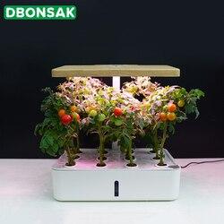 Intelligente Hydrokultur Pflanzer Soilless Anbau Ausrüstung Kindergarten Blume Pflanzen Box Automatische Wasser Absorbieren Blume Topf