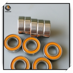 2Pcs 6x12x4 Stainless steel hybrid ceramic ball bearing 6x12x4mm SMR126 ZZ CB ABEC7 By RainDew