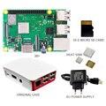 Новинка 2018  оригинальный комплект с картой памяти SD 16 ГБ  Оригинальный чехол  блок питания 5 В/а для ЕС/США с кабелем и радиатором