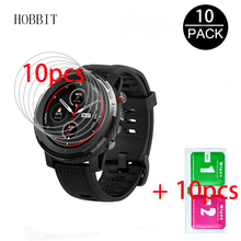 Full-Screen-Protector Amazfit Stratos 3 Film-Cover Smart-Watch Xiaomi TPU for Huami GPS