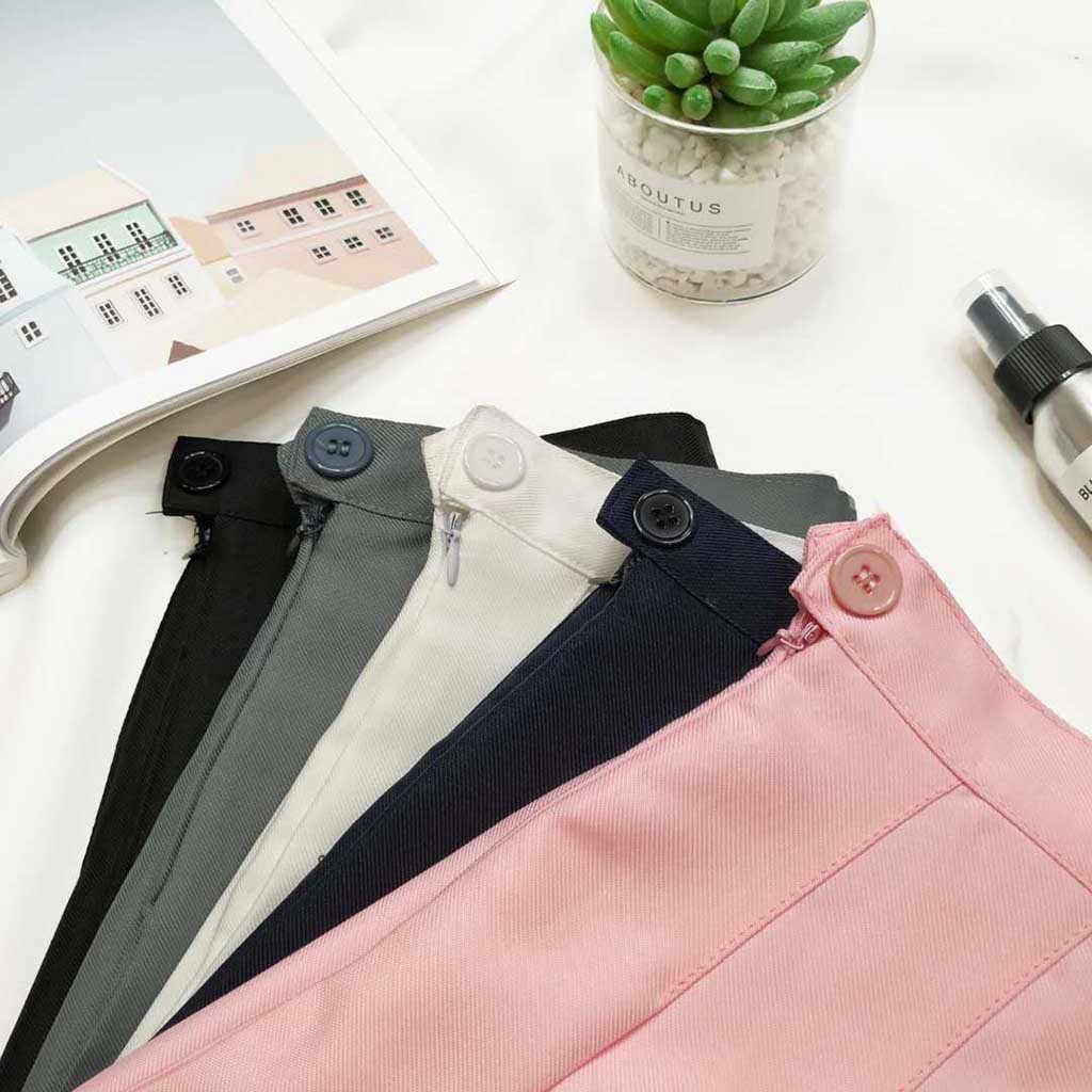 Femmes taille haute Cosplay jupe 2020 printemps été Kawaii Denim solide a-ligne marin jupes japonais école uniforme Mini jupes