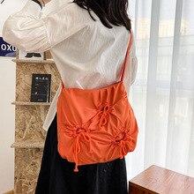 Ladies Shoulder Bags Korean Style Hip Hop Retro Backpack Messenger Bag Tote Bag Women Handbags