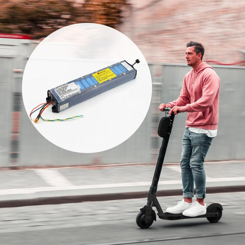 For Xiaomi No. 9 Electric Scooter Accessories Electric Scooter Original Universal With Communication Battery 36V 7.8Ah