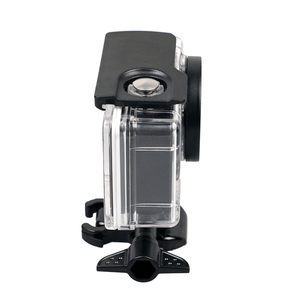 Image 5 - RISE Kit daccessoires pour appareil photo 6 en 1 boîtier étanche + cadre de protection latérale + coque en Silicone + étui de protection dobjectif pour x iao mi Jia Mi ni 4K