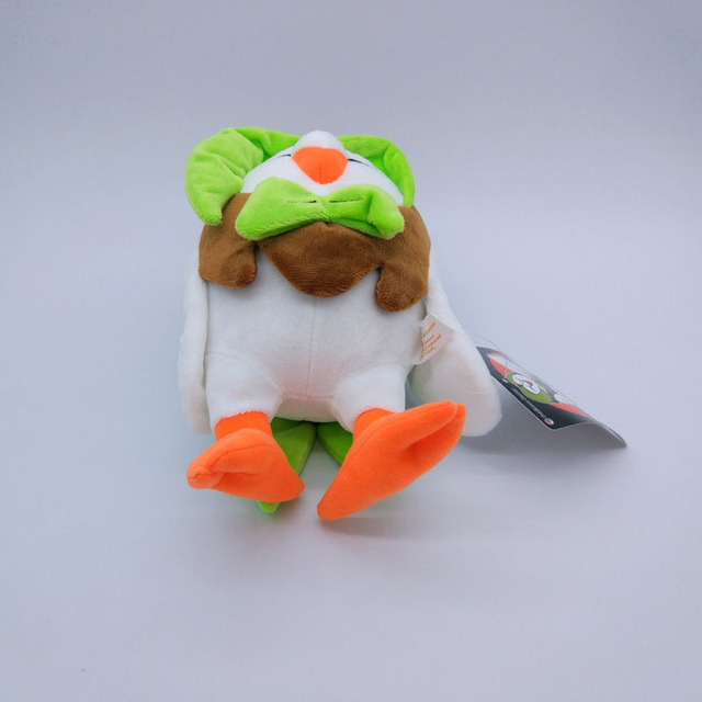 Peluche de Dartrix Pokémon(22cm) Merchandising de Pokémon Peluches de Pokémon