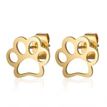Dog Paw  Earrings  4