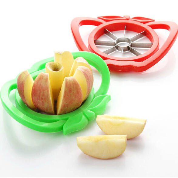 Coring Fruit Slicer Stainless Steel Knife From Your Apple Fruit-cuttng Device Home Large Size Cut Apple