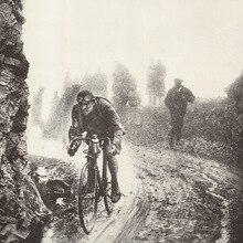 1926: bicicleta L'Aubisque Ciclismo en bicicleta deportes pegatinas clásicas de pared lienzo Vintage Poster hogar Bar decoración regalo