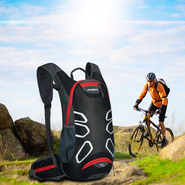 Outdoor sports  Hydration Backpack Backpack Ultralight Sport MTB Equitation of the Bicycle  Cycle Backpack water bag 6