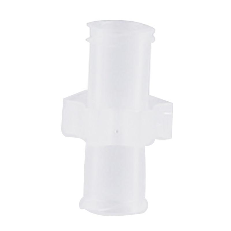 Dvojité spoje nebo konektor pro Luer injekční stříkačku