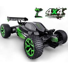 RC Car 2.4 GHz 20KM/H High Speed 4WD Off Road Remote Control