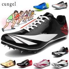 CUNGEL/Мужская и женская спортивная обувь; кроссовки с шипами; Мужская и женская спортивная обувь; обувь для бега
