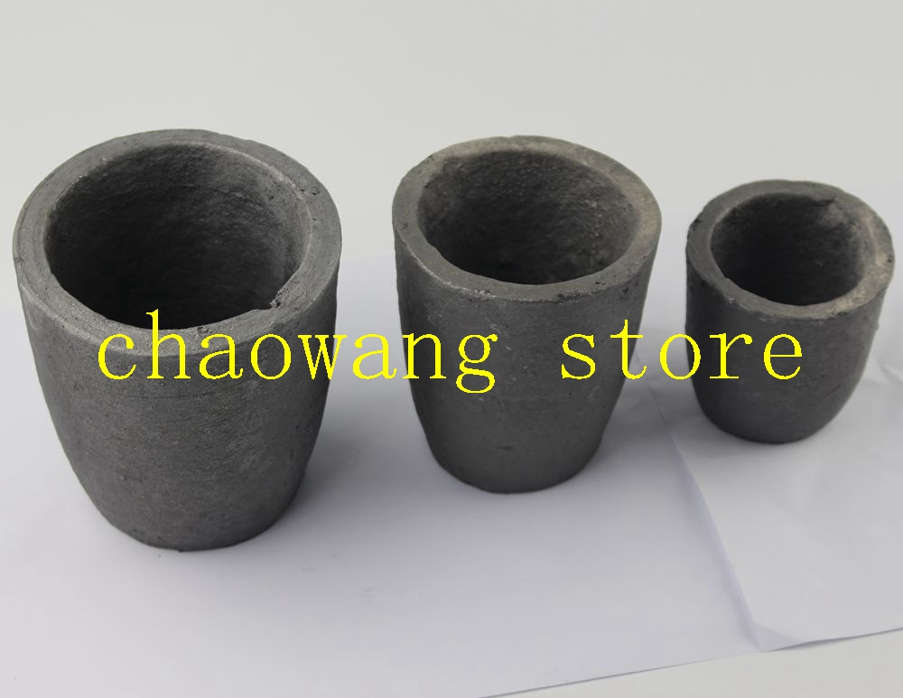 1kg 2 Kg 3kg Melting Crucible For Melting Furnace Graphite Crucible   Jewlery Casting Tools