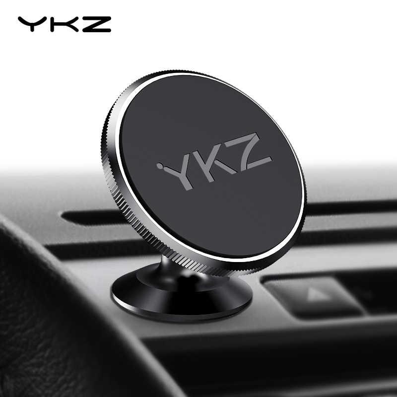 Ykz Mobiele Telefoon Houder Magnetische Houder Voor Smartphone Air Vent Auto Telefoon Houder Universele Verstelbare Autohouder Dashboard Y20