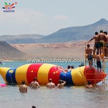 цена на 3pcs Inflatable Water Blob Jump Inflatable Water Blob for Sale with free shipping by FEDEX/DHL
