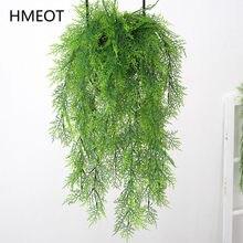 Guirlande de vigne suspendue artificielle 70cm, faux plastique, feuille de lierre verte, décoration murale de plafond, porte de jardin, décoration de maison, plantes