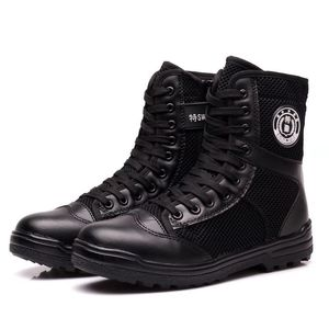 Four seasons Tactical boots Me