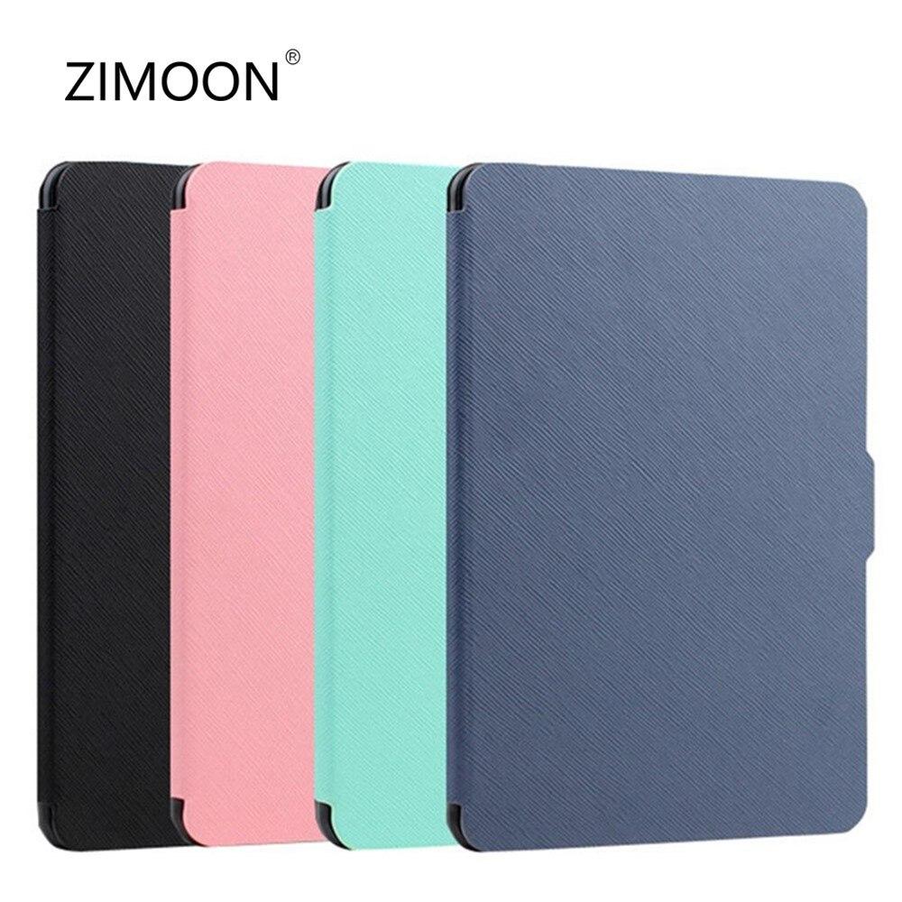 Магнитный смарт-чехол для Amazon Kindle Paperwhite 2 3 ультра тонкий флип-чехол для Paperwhite DP75SDI 6 'чехол для планшета