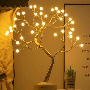 36/108 LEDS Night Light Bonsai