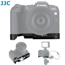 JJC הארכת גריפ Canon EOSRP EOS RP מצלמה מחזיק Arca שוויצרי סוג שחרור מהיר צלחת אנטי להחליק Pad מחליף Canon EG E1