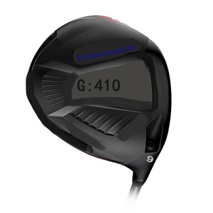 New golf clubs driver G410 PLUS driver 9 or 10.5 degree with ALTA JCB Graphite stiff shaft headcover wrench golf driver