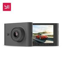 YI Nightscape Sprint cámara HD 1080P 2,four pulgadas pantalla LCD 140 gran angular lente coche DVRNight visión ADAS salpicadero Cámara vehículo