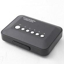 Đa Phương Tiện Mini HD 720P HDD Truyền Thông Người Chơi TV Box AV Đầu Ra MKV RM SD USB SDHC MMC HDD EU/Mỹ/Anh/AU Plug