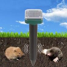Новинка; Лидер продаж на солнечных батареях ультра sonic мышь