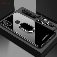 Stand Ring Magnet Cover For Xiaomi Redmi Note